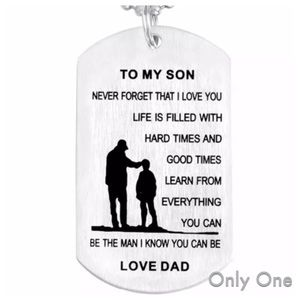 Jewelry - Father/Son Necklace